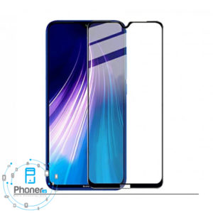 نمای روبرو Xiaomi SPFRN8 Full Curved screen tempered