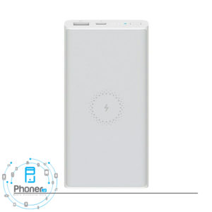 رنگ سفید Xiaomi WPB15ZM Mi Wireless Power bank