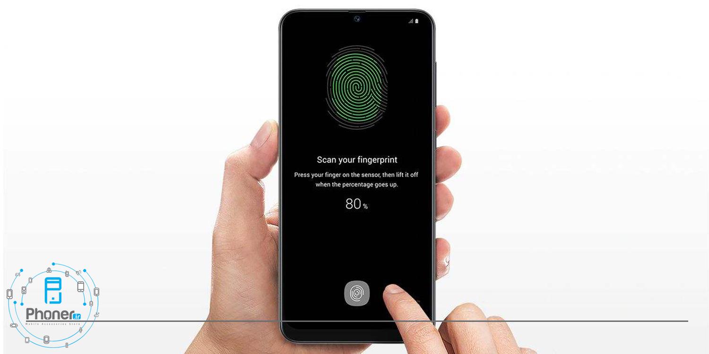 حسگر اثر انگشت Samsung Galaxy A50s