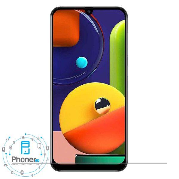 نمای جلویی Samsung Galaxy A50s