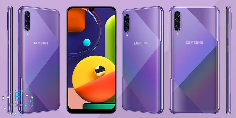 گوشی موبایل Samsung Galaxy A50s