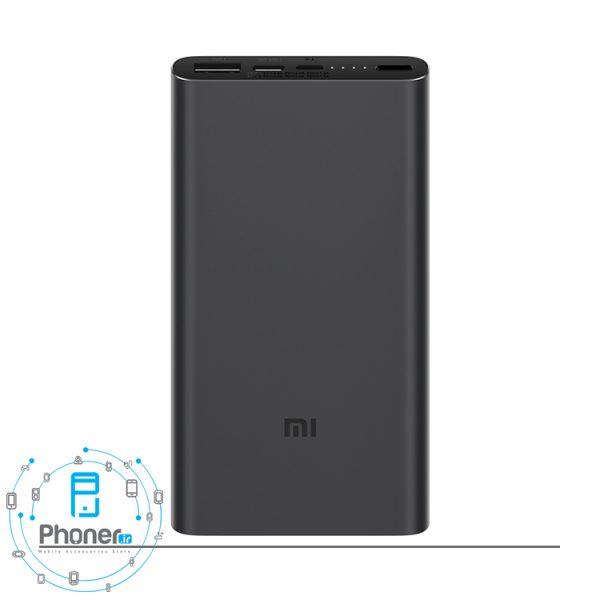 رنگ آبی تیره Xiaomi PLM12ZM Mi Power Bank 3