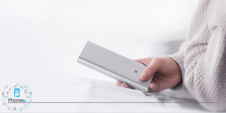 خوش دست بودن Xiaomi PLM12ZM Mi Power Bank 3