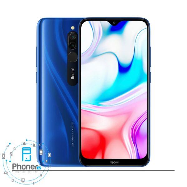 رنگ آبی Xiaomi Redmi 8