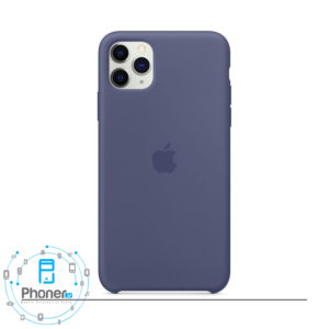 رنگ Alaskan Blue قاب گوشی Apple SCAIP11P Silicone Case