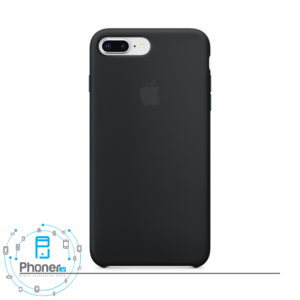رنگ Black گوشی Apple SCAIP78P Silicone Case