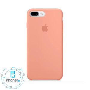 رنگ flamingo گوشی Apple SCAIP78P Silicone Case