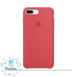 رنگ red raspberry گوشی Apple SCAIP78P Silicone Case