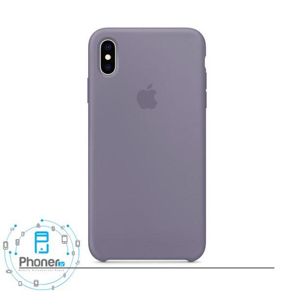 رنگ Lavender Gray گوشی Apple SCAIPXSM Silicone Case
