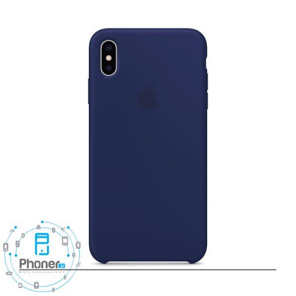 رنگ blue horizon گوشی Apple SCAIPXSM Silicone Case