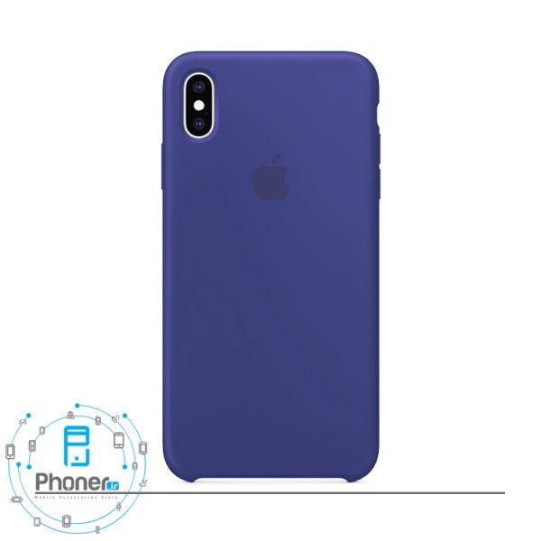 رنگ delft blue گوشی Apple SCAIPXSM Silicone Case
