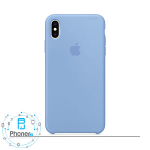 رنگ Cornflower گوشی Apple SCAIPXSM Silicone Case