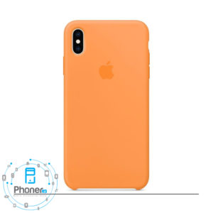 رنگ عنبه ای گوشی Apple SCAIPXSM Silicone Case