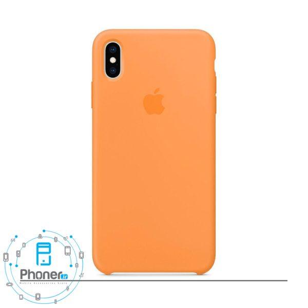 رنگ عنبه ای گوشی Apple SCAIPXSM Silicone Case