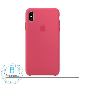 رنگ hibiscus گوشی Apple SCAIPXSM Silicone Case