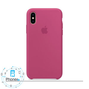 رنگ Dragon Fruit گوشی Apple SCAIPXSM Silicone Case