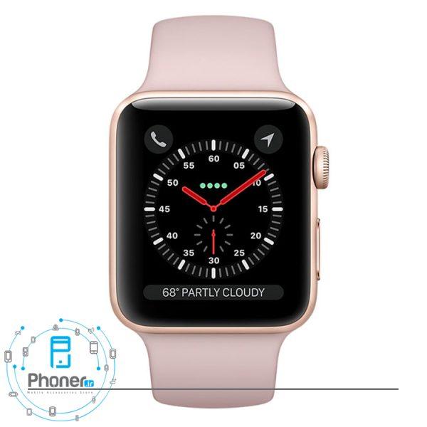 نمای کلی Apple Watch Series 3 42mm