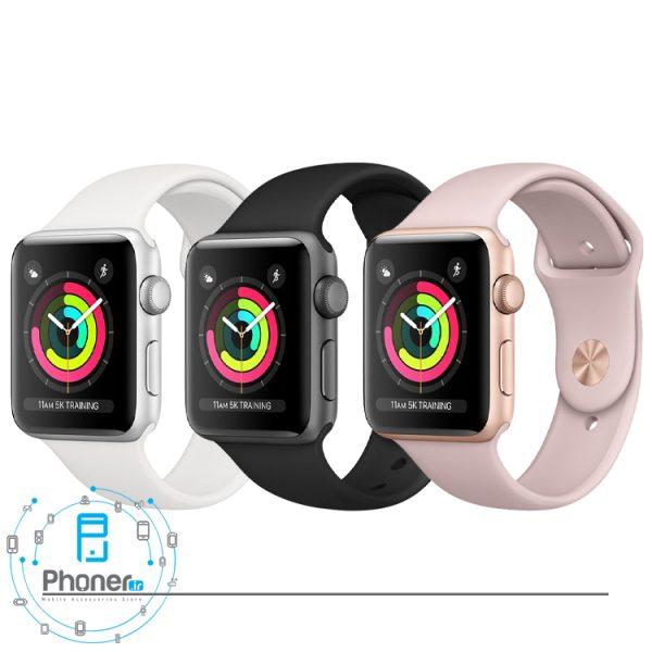 رنگبندی Apple Watch Series 3 42mm