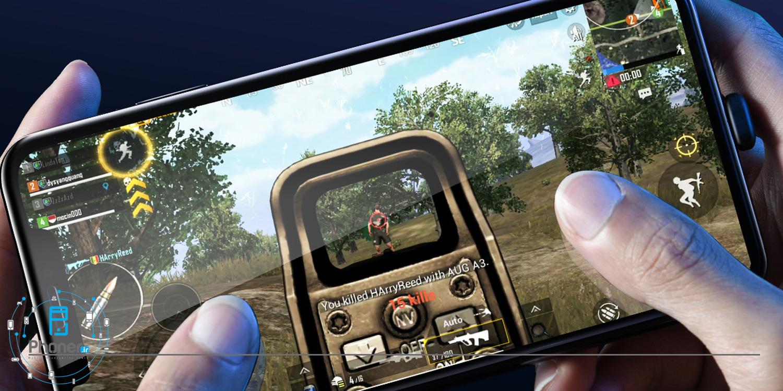 راحتی استفاده از Baseus CALXA-B01 Colorful Suction Mobile Game Data Cable در زمان بازی