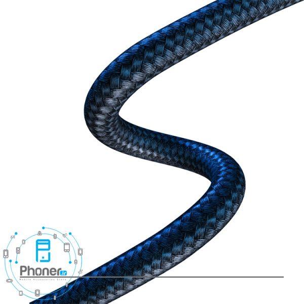 جنس بدنه Baseus CALXA-B01 Colorful Suction Mobile Game Data Cable