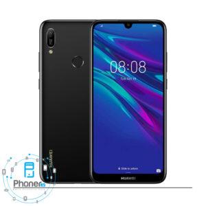 رنگ مشکی گوشی موبایل Huawei Y6 Prime