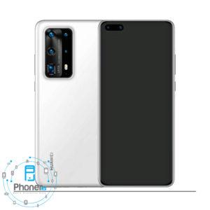 رنگ سفید گوشی موبایل Huawei P40 Pro Plus