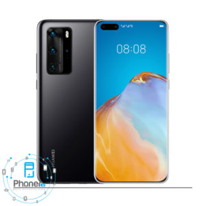 رنگ مشکی گوشی موبایل Huawei P40 Pro