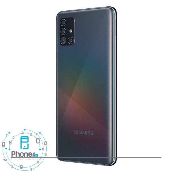 نمای کناری گوشی Samsung Galaxy A51