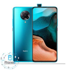 رنگ آبی گوشی موبایل Xiaomi Redmi K30 Pro