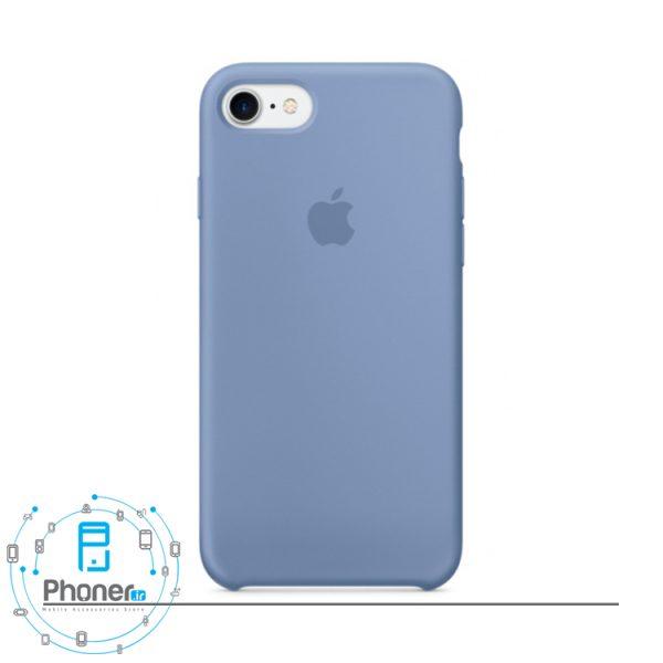 رنگ Azure قاب محافظ Apple SCAIP78 Silicone Case