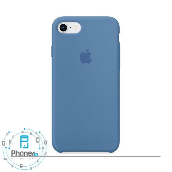 رنگ Denim Blue قاب محافظ Apple SCAIP78 Silicone Case