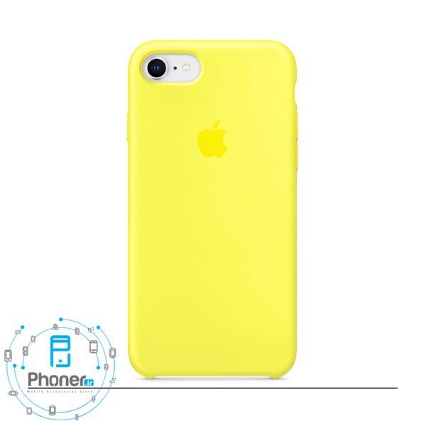 رنگ Flash قاب محافظ Apple SCAIP78 Silicone Case