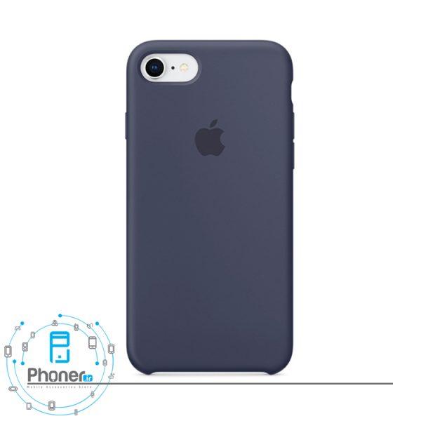 رنگ Midnight Blue قاب محافظ Apple SCAIP78 Silicone Case