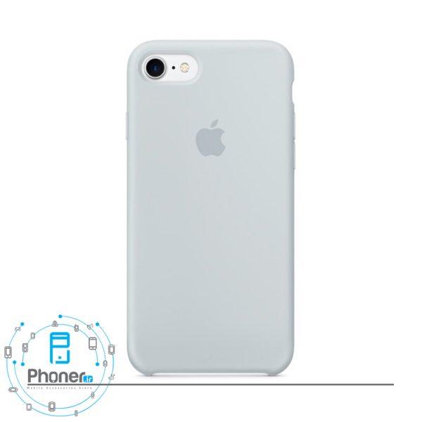 رنگ Mist Blue قاب محافظ Apple SCAIP78 Silicone Case