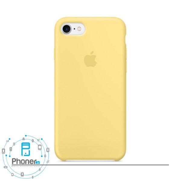 رنگ Pollen قاب محافظ Apple SCAIP78 Silicone Case