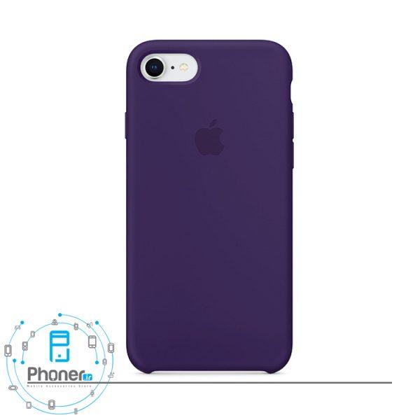 رنگ Pukple قاب محافظ Apple SCAIP78 Silicone Case