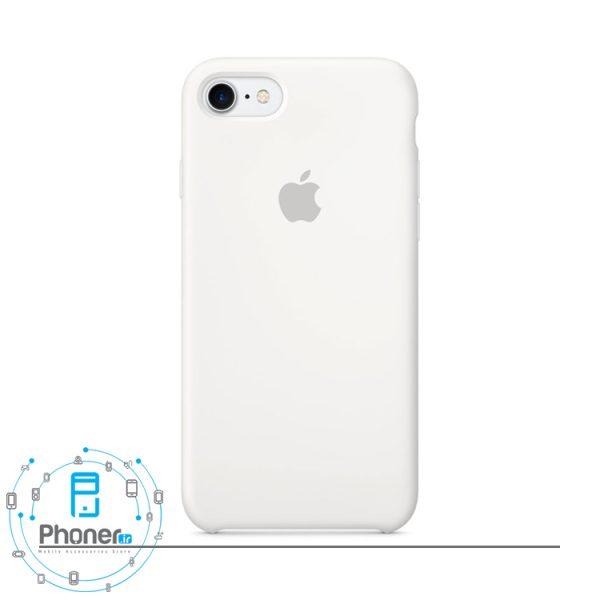 رنگ White قاب محافظ Apple SCAIP78 Silicone Case