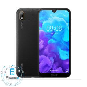 رنگ مشکی گوشی موبایل Huawei AMN-LX9 Y5 2019