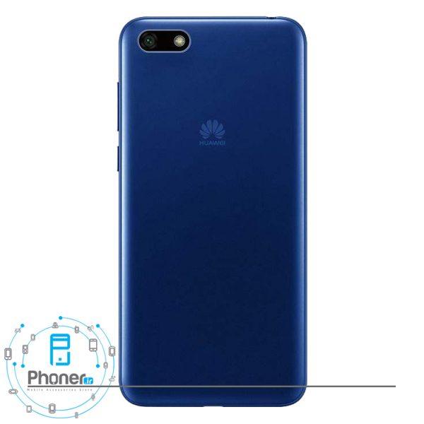 قاب پشتی گوشی موبایل Huawei DRA-LX5 Y5 lite 2018 رنگ آبی