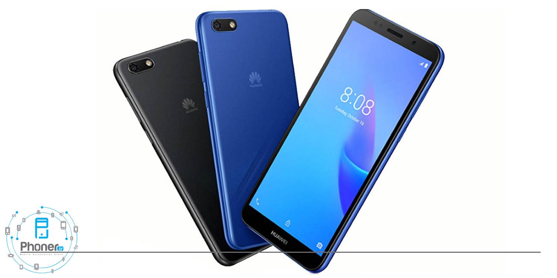 رنگبندی گوشی موبایل Huawei DRA-LX5 Y5 lite 2018