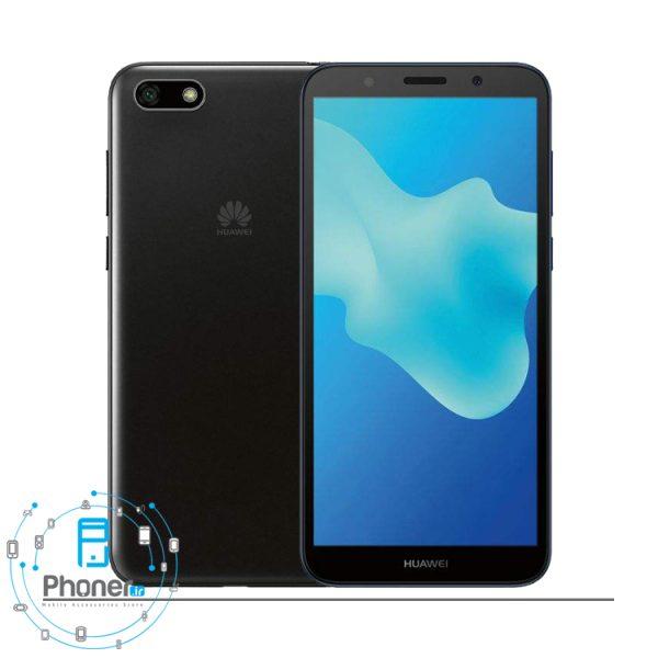 رنگ مشکی گوشی موبایل Huawei DRA-LX5 Y5 lite 2018