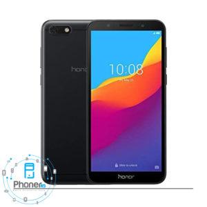 رنگ مشکی گوشی موبایل Huawei DUA-L22 Honor 7S
