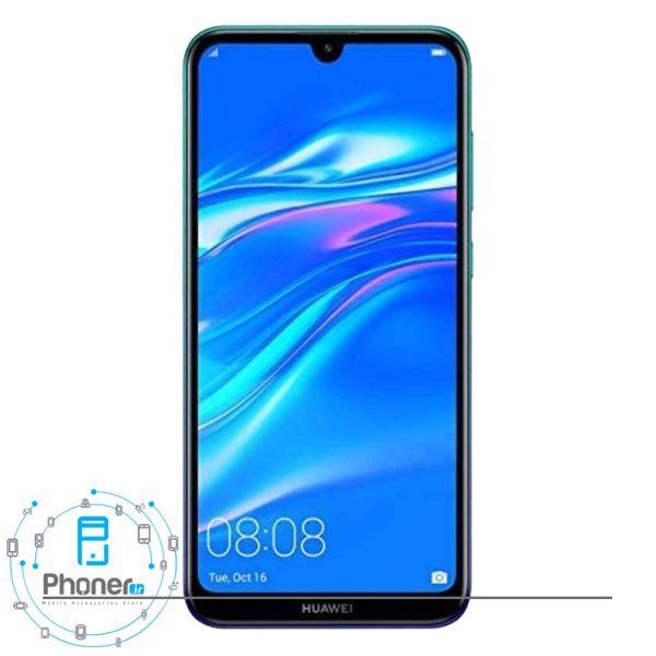 نمای صفحه نمایش گوشی موبایل Huawei DUB-LX1 Y7 Prime 2019