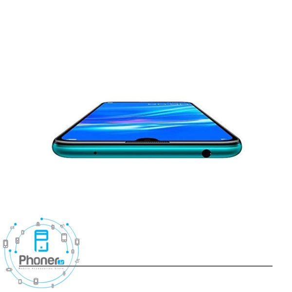 نمای بالایی گوشی موبایل Huawei DUB-LX1 Y7 Prime 2019