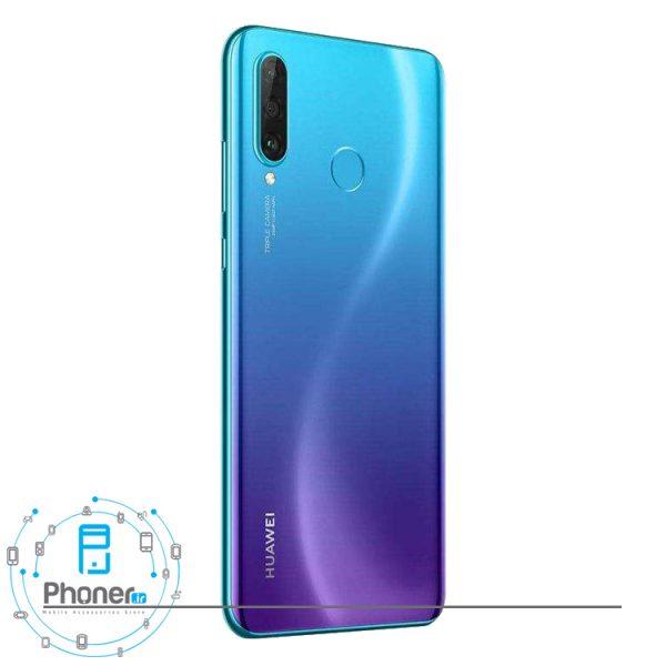 نمای کناری گوشی موبایل Huawei MAR-LX1A P30 Lite