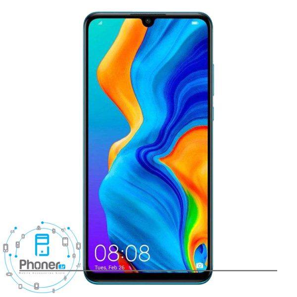 نمای روبرو گوشی موبایل Huawei MAR-LX1A P30 Lite