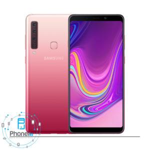 رنگ قرمز گوشی موبایل Samsung SM-A920F/DS Galaxy A9 2018