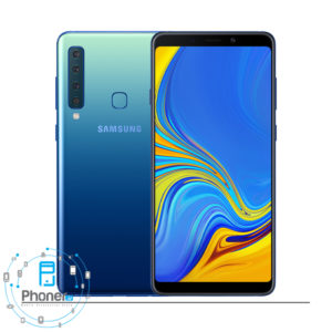 رنگ آبی گوشی موبایل Samsung SM-A920F/DS Galaxy A9 2018