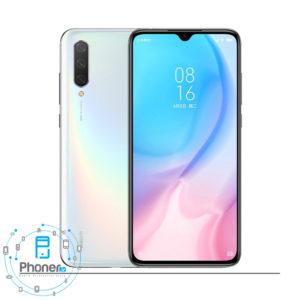 رنگ سفید گوشی موبایل Xiaomi Mi 9 Lite