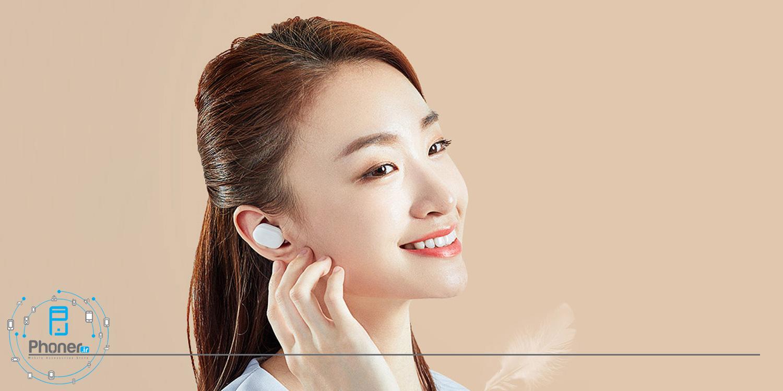 مکالمه شفاف با هندزفری بلوتوثی Xiaomi TWSEJ02LM Mi AirDots Youth Edition